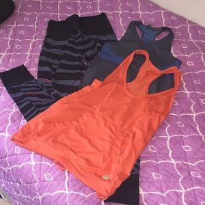 3 piece lot - Adidas by Stella McCartney